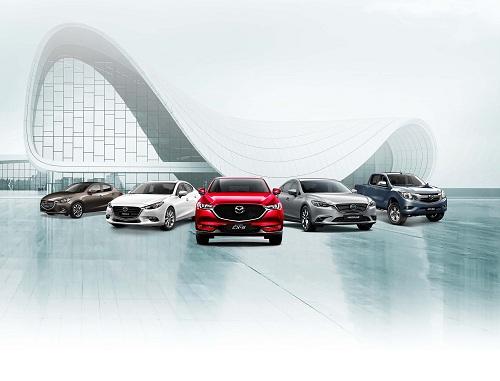 Nhiều sản phẩm bán chạy ciủa Mazda Việt Nam nhận ưu đãi giảm giá, tặng phụ kiện trong chương trình.