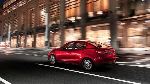 Mazda2 mới sắp ra mắt tại Việt Nam