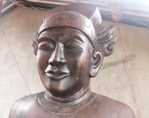 Vua Minh Mạng, một trong những vị vua trọng dụng nhân tài của triều Nguyễn. Ảnh: Võ Thạnh