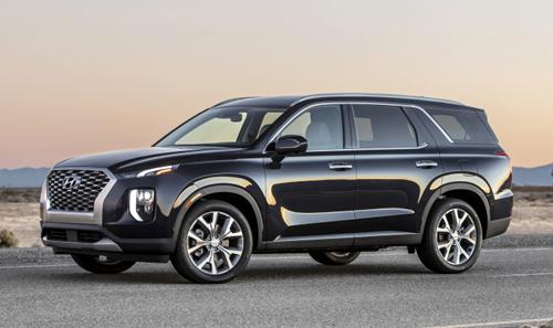 Hyundai Palisade 2020 sẽ giới thiệu tại Los Angeles Auto Show 2018, sự kiện diễn ra tại Mỹ từ 30/11.
