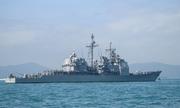 Trung Quốc tức tối vì Mỹ điều tàu gần quần đảo Hoàng Sa