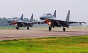 Tham vọng đánh bại Mỹ không tốn một viên đạn của không quân Trung Quốc