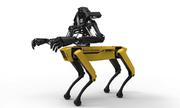 Robot giúp việc có hình dáng giống như 'nhân mã'