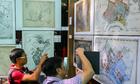 Sài Gòn hơn 200 năm trước qua triển lãm bản đồ cổ