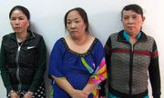 Nhóm chuyên gạ khách nước ngoài mua dâm để trộm tài sản ở Vũng Tàu