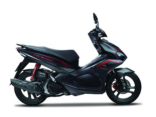 Honda Air Blade 125 thay tem, tăng giá bản cao cấp gần 1 triệu