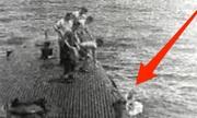 Cảnh tàu ngầm giải cứu Bush 'cha' bị bắn rơi trên biển trong Thế chiến II