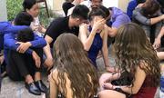 Hàng chục dân chơi dương tính ma túy trong quán bar khu Nam Sài Gòn