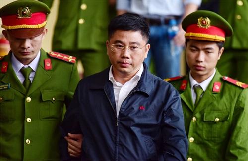 Cựu chủ tịch CNC Nguyễn Văn Dương. Ảnh: Giang Huy.