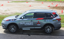 Outlander 2.0 CVT Premium