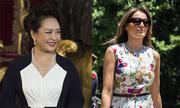 Gu thời trang đối nghịch của đệ nhất phu nhân Mỹ - Trung tại G20