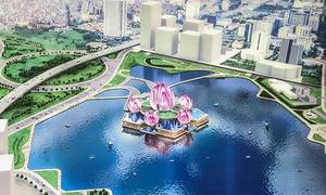 Nhà hát hiện đại nhất Hà Nội tiếp tục tìm kiếm nhà đầu tư