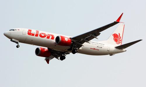 Chiếc Boeing 737 MAX 8 trước khi xảy ra tai nạn hôm 29/10. Ảnh: Airliners.