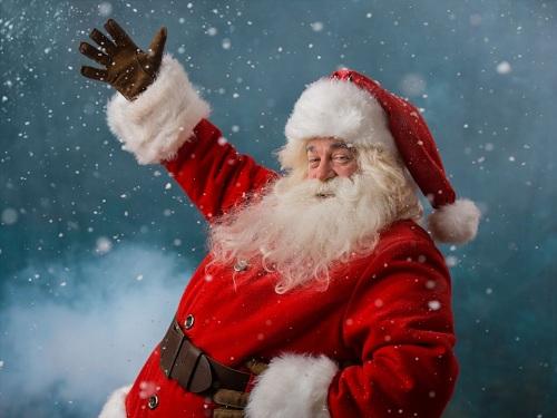 Đa số trẻ em Mỹ tin ông già Noel là có thật.Ảnh: Shutterstock