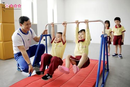 Top 4 trường mầm non quốc tế quận Ba Đình - 5
