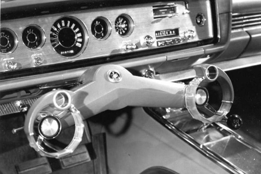 Thú chơi xe - Những kiểu vô-lăng xe hơi lạ mắt nhất thế giới (Hình 14).