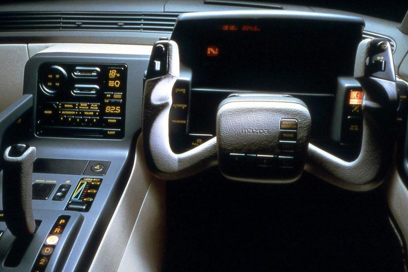 Thú chơi xe - Những kiểu vô-lăng xe hơi lạ mắt nhất thế giới (Hình 7).