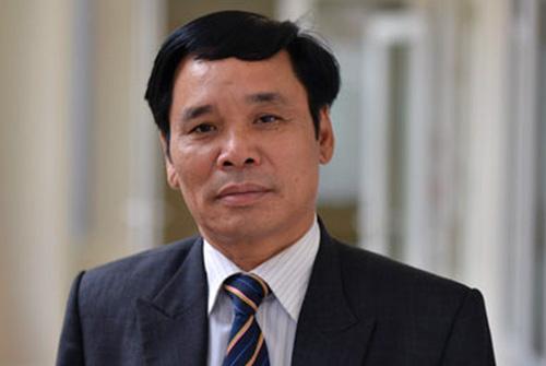 Giám đốc Sở Nông nghiệp Chu Phú Mỹ. Ảnh: Võ Hải