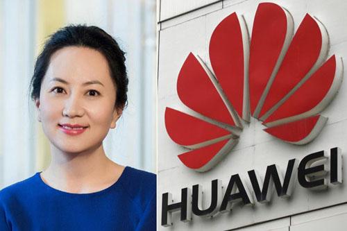 Mạnh Vãn Chu, giám đốc tài chính kiêm phó chủ tịch hội đồng quản trị tập đoàn Huawei. Ảnh: Reuters.