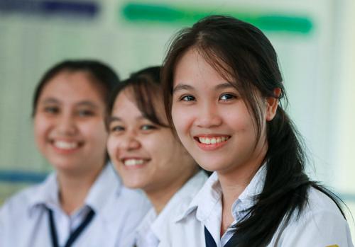 Thí sinh TP HCM tham dự kỳ thi THPT quốc gia 2018. Ảnh: Thành Nguyễn