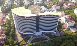 Bệnh viện 5 sao 1.000 tỷ ở Hà Nội làm 20 năm chưa xong