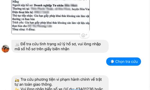da-nang-cung-cap-dich-vu-cong-qua-messenger