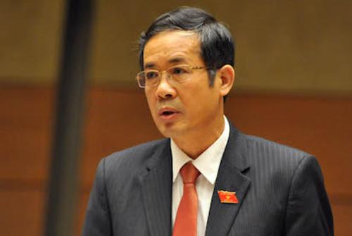 Ông Trần Công Thuật,Chủ tịch UBND tỉnh Quảng Bình. Ảnh: Hoàng Phong