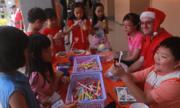 Học sinh trường quốc tế Singapore vui đón Giáng sinh sớm