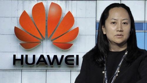 Giám đốc tài chính Huawei Mạnh Vãn Chu. Ảnh: Nikkei.