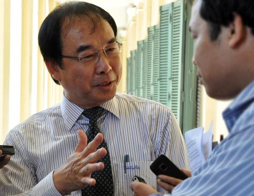 Vì sao ông Nguyễn Thành Tài giao 5.000 m2 đất vàng cho tư nhân? - ảnh 1