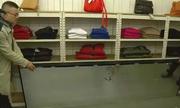 Bé 6 tuổi chết vì gương cửa hàng rơi trúng đầu ở Trung Quốc