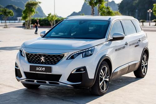 Peugeot Viet Nam tri an khach hang trong thang 12