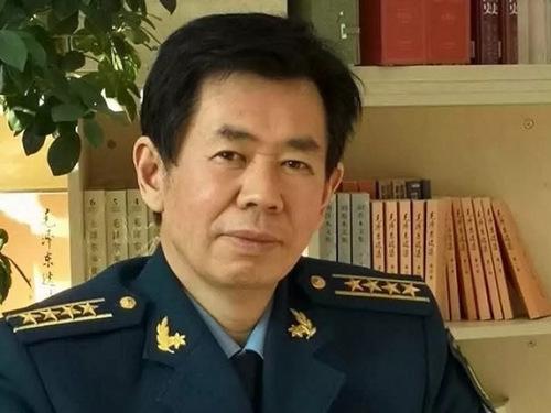 Đại tá Đới Húc. Ảnh: Global Times.