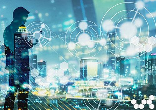 Ở thành phố thông minh sẽ ứngdụng nhiều sản phẩm công nghệ để vận hành.