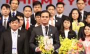 Anh Bùi Quang Huy làm Chủ tịch Hội Sinh viên Việt Nam