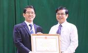 Hiệu trưởng Đại học Hà Tĩnh chuyển công tác ra Bộ Tài nguyên