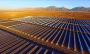 Trung Quốc vận hành nhà máy điện mặt trời rộng gần 2.000 ha