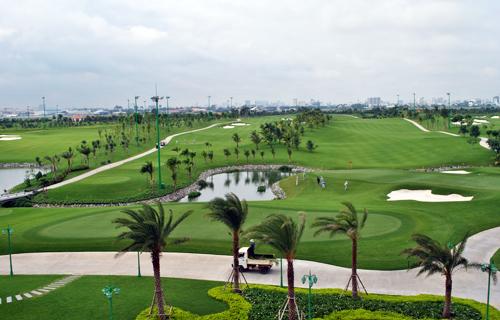 Sân golf trong sân bay Tân Sơn Nhất sắp bị xóa bỏ