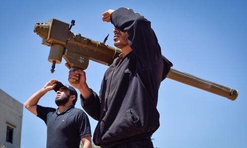 Những vũ khí khác thường của phiến quân Syria bị Nga thu giữ - ảnh 3
