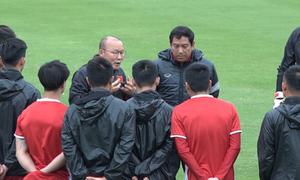 Ông Park dùng liệu pháp tâm lý trước trận chung kết AFF Cup
