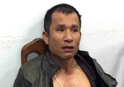 Trịnh bị bắt giữ sáng nay tại cơ quan cảnh sát điều tra. Ảnh:Khánh Hương