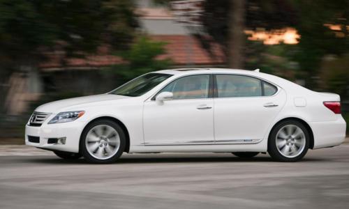 1,7 tỷ nên mua lại Lexus LS600hL 2007?
