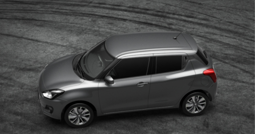 Màu xám ghi: theo đại diện Suzuki -hãng xe sản xuất đa dạng chủng loại màu sắc,màu xám ghi cũng như màu bạc, sau thời gian dài sử dụng xevẫn giữ được vẻ ngoài tốt, không bị xuống cấp quá mức. Qua quá trình kinh doanh và nghiên cứu, chúng tôi nhận ramàu xám phù hợp cho những người phụ nữ chín chắn, khôngthích gây chú ý, đại diện Suzuki chia sẻ.