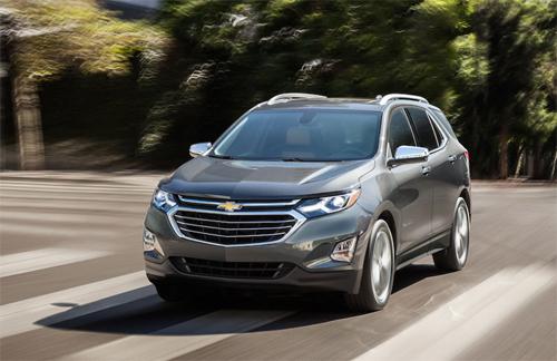Đánh giá xe - 10 mẫu ô tô bán chạy nhất tại Mỹ năm 2018 (Hình 10).