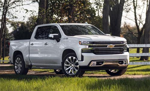 Đánh giá xe - 10 mẫu ô tô bán chạy nhất tại Mỹ năm 2018 (Hình 3).