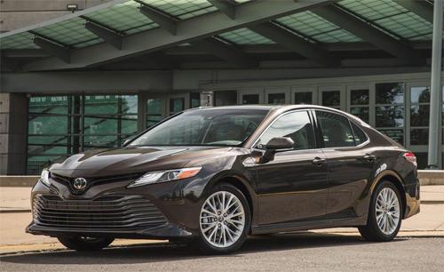 10 mẫu ôtô bán chạy nhất tại Mỹ năm 2018 - 7