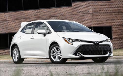10 mẫu ôtô bán chạy nhất tại Mỹ năm 2018 - 10