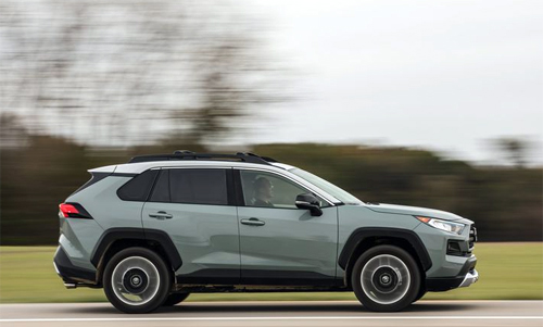 Đánh giá xe - 10 mẫu ô tô bán chạy nhất tại Mỹ năm 2018 (Hình 5).