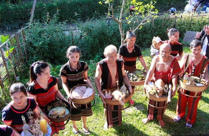 Tết cơm mới của người Pa Kô ở Thừa Thiên Huế