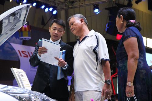 Nhung van de nong nganh oto Viet Nam 2018